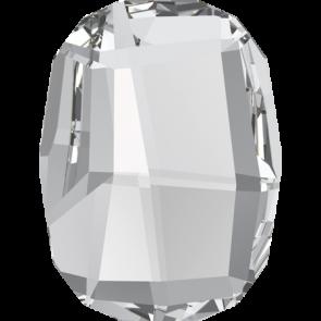 Cristale Swarovski cu spate plat si lipire la cald 2585 Crystal M HF (001) 14 mm