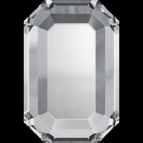Cristale Swarovski cu spate plat si lipire la cald 2610 Crystal M HF (001) 6 x 4 mm