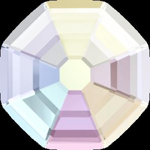Cristale Swarovski cu spate plat si lipire la cald 2611 Crystal AB M HF (001 AB) 14 mm