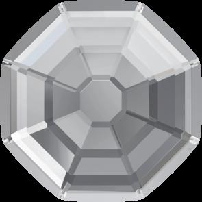 Cristale Swarovski cu spate plat si lipire la cald 2611 Crystal M HF (001) 10 mm
