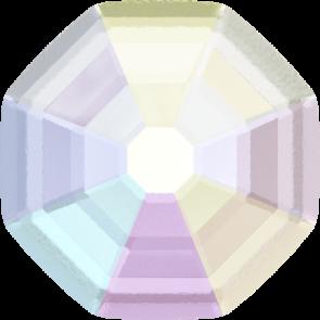 Cristale Swarovski cu spate plat si lipire la cald 2611/G Crystal AB M HF (001 AB) 14 mm