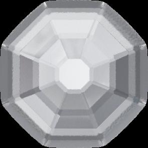 Cristale Swarovski cu spate plat si lipire la cald 2611/G Crystal M HF (001) 10 mm