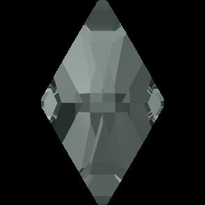 Cristale Swarovski cu spate plat si lipire la cald 2709 Black Diamond M HF (215) 10 x 6 mm