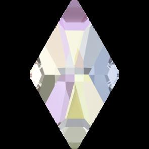 Cristale Swarovski cu spate plat No Hotfix 2709 Crystal AB F (001 AB) 10 x 6 mm