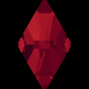 Cristale Swarovski cu spate plat si lipire la cald 2709 Light Siam M HF (227) 10 x 6 mm