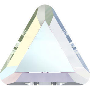 Cristale Swarovski cu spate plat si lipire la cald 2711 Crystal AB M HF (001 AB) 6 mm