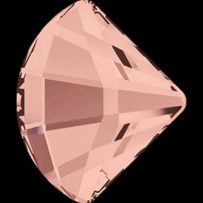 Cristale Swarovski cu spate plat No Hotfix 2714 Blush Rose F (257) 10 mm