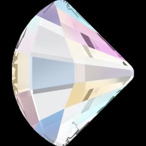 Cristale Swarovski cu spate plat No Hotfix 2714 Crystal AB F (001 AB) 6 mm