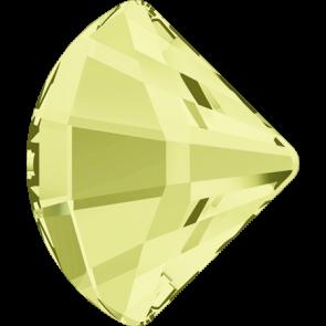 Cristale Swarovski cu spate plat No Hotfix 2714 Jonquil F (213) 6 mm