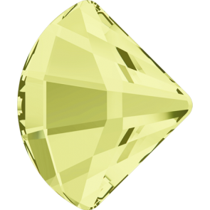 Cristale Swarovski cu spate plat No Hotfix 2714 Jonquil F (213) 10 mm