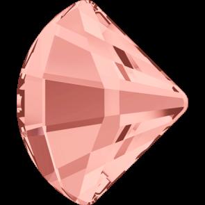 Cristale Swarovski cu spate plat No Hotfix 2714 Rose Peach F (262) 6 mm