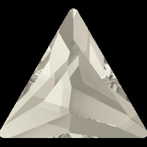 Cristale Swarovski cu spate plat si lipire la cald 2720 Crystal Silver Shade M HF (001 SSHA) 9 mm