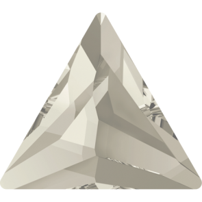 Cristale Swarovski cu spate plat si lipire la cald 2720 Crystal Silver Shade M HF (001 SSHA) 12,5 mm