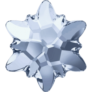 Cristale Swarovski cu spate plat si lipire la cald 2753 Crystal Blue Shade M HF (001 BLSH) 10 mm