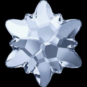 Cristale Swarovski cu spate plat si lipire la cald 2753 Crystal Blue Shade M HF (001 BLSH) 14 mm