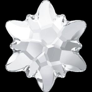 Cristale Swarovski cu spate plat si lipire la cald 2753 Crystal M HF (001) 14 mm