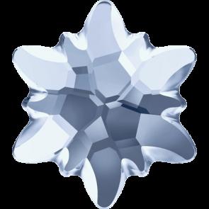 Cristale Swarovski cu spate plat No Hotfix 2753-G Crystal Blue Shade F (001 BLSH) 14 mm