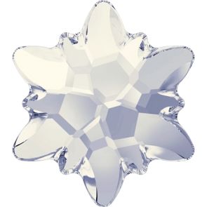 Cristale Swarovski cu spate plat si lipire la cald 2753 White Opal M HF (234) 14 mm