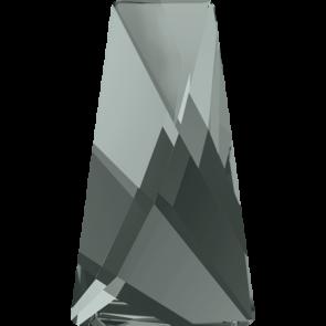 Cristale Swarovski cu spate plat si lipire la cald 2770 Black Diamond M HF (215) 6 x 3,5 mm