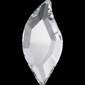 Cristale Swarovski cu spate plat No Hotfix 2797 Crystal F (001) 8 x 4 mm