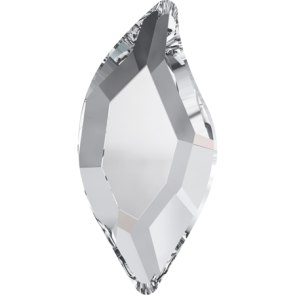 Cristale Swarovski cu spate plat si lipire la cald 2797 Crystal M HF (001) 8 x 4 mm