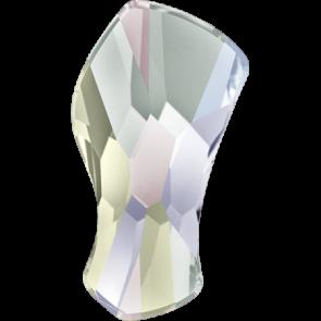 Cristale Swarovski cu spate plat si lipire la cald 2798 Crystal AB M HF (001 AB) 10 mm