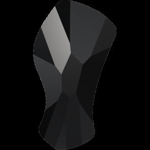 Cristale Swarovski cu spate plat si lipire la cald 2798 Jet M HF (280) 8 mm