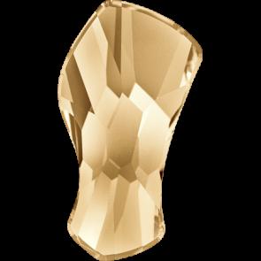Cristale Swarovski cu spate plat si lipire la cald 2798 Light Colorado Topaz M HF (246) 8 mm