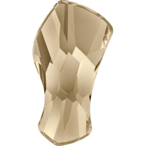 Cristale Swarovski cu spate plat si lipire la cald 2798 Light Silk M HF (261) 8 mm