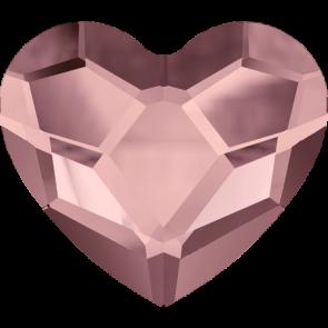 Cristale Swarovski cu spate plat No Hotfix 2808 Crystal Antique Pink F (001 ANTP) 6 mm