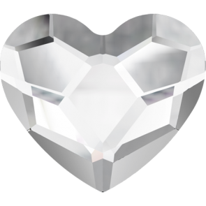 Cristale Swarovski cu spate plat No Hotfix 2808 Crystal F (001) 6 mm