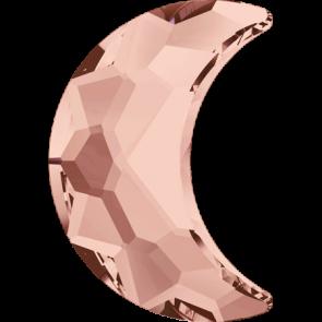 Cristale Swarovski cu spate plat si lipire la cald 2813 Blush Rose M HF (257) 10 x 7 mm