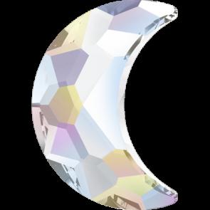 Cristale Swarovski cu spate plat No Hotfix 2813 Crystal AB F (001 AB) 10 x 7 mm