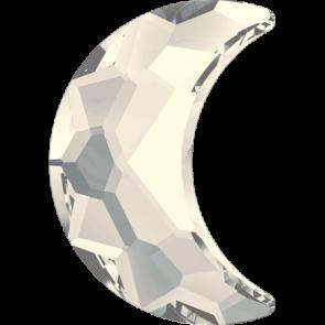Cristale Swarovski cu spate plat si lipire la cald 2813 Crystal Moonlight M HF (001 MOL) 10 x 7 mm
