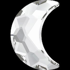 Cristale Swarovski cu spate plat No Hotfix 2813 Crystal F (001) 10 x 7 mm