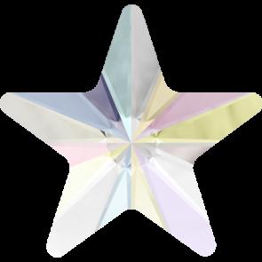 Cristale Swarovski cu spate plat si lipire la cald 2816 Crystal AB M HF (001 AB) 5 mm