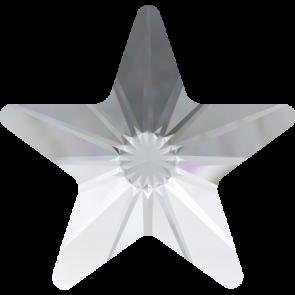 Cristale Swarovski cu spate plat si lipire la cald 2816 Jet Hematite M HF (280 HEM) 5 mm