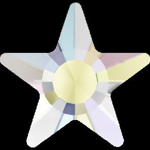 Cristale Swarovski cu spate plat si lipire la cald 2817 Crystal AB M HF (001 AB) 5 mm