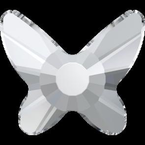 Cristale Swarovski cu spate plat si lipire la cald 2855 Crystal M HF (001) 8 mm