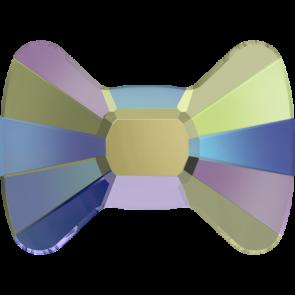 Cristale Swarovski cu spate plat No Hotfix 2858 Crystal Paradise Shine F (001 PARSH) 9 x 6,5 mm