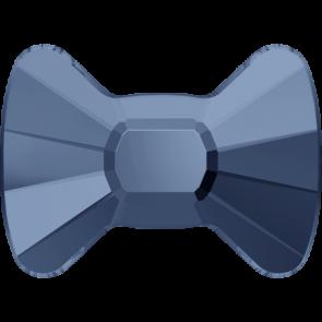 Cristale Swarovski cu spate plat No Hotfix 2858 Denim Blue F (266) 6 x 4,5 mm