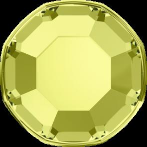 Cristale Swarovski cu spate plat No Hotfix 2000 Jonquil F (213) SS 3