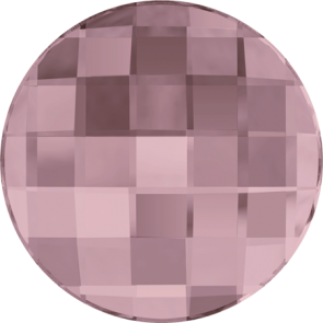 Cristale Swarovski cu spate plat No Hotfix 2035 Crystal Antique Pink F (001 ANTP) 10 mm