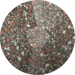 Cristale Swarovski cu spate plat No Hotfix 2058-B Marbled Terracotta (655) SS 20