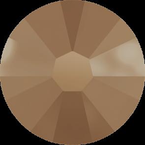 Cristale Swarovski cu spate plat No Hotfix 2058 Crystal Rose Gold F (001 ROGL) SS 5