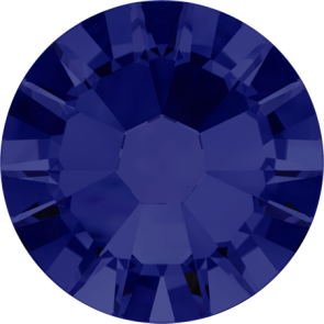 Cristale Swarovski cu spate plat No Hotfix 2058 Dark Indigo F (288) SS 5