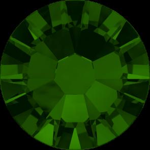 Cristale Swarovski cu spate plat No Hotfix 2058 Dark Moss Green F (260) SS 5