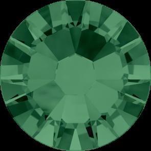 Cristale Swarovski cu spate plat No Hotfix 2058 Emerald F (205) SS 5