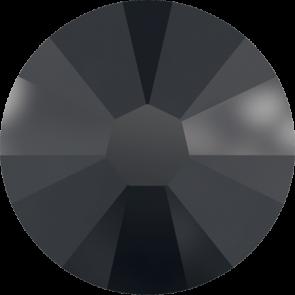 Cristale Swarovski cu spate plat No Hotfix 2058 Jet Hematite (280 HEM) SS 5