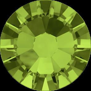 Cristale Swarovski cu spate plat No Hotfix 2058 Olivine F (228) SS 5